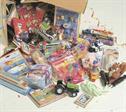 Colis de 50 jouets luxe
