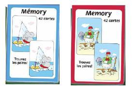 Mémo-cartes