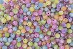 Perles rose