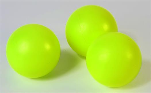 Balles de hockey
