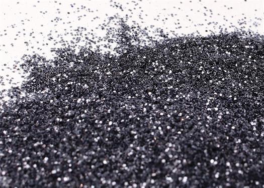 Paillettes noires strass