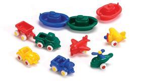 Véhicules 7/10 cm Viking Toys