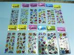 Stickers dorés