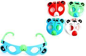 Lunettes panda pliantes