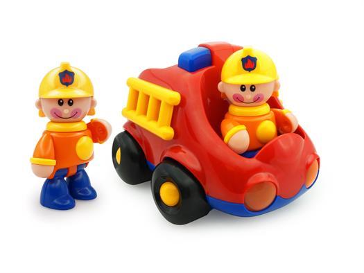 Mes premiers amis les pompiers