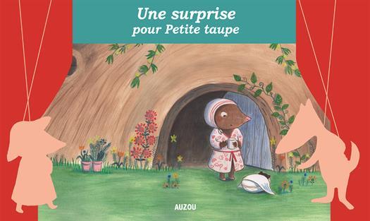 Une surprise pour petite taupe