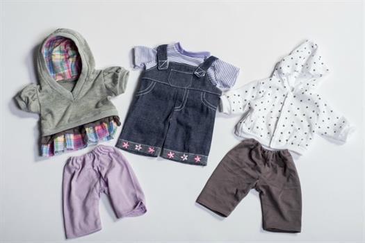Vêtements mixte