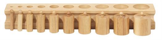 Emboîtement cylindrique set de 4