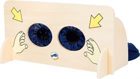 Boîte mystère tactile