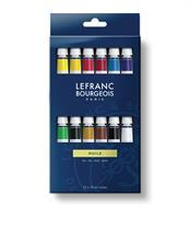 Peinture à l'huile Lefranc Bourgeois