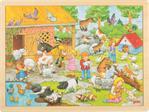 Puzzle 48 pièces Mini-ferme