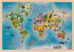 Puzzle 192 pièces Monde