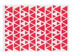 Gommettes triangulaires