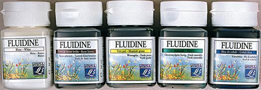 Encre fluidine