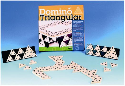 DOMINO TRIANGULAIRE