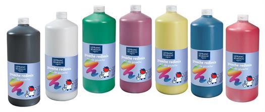 Gouache liquide 2 litres