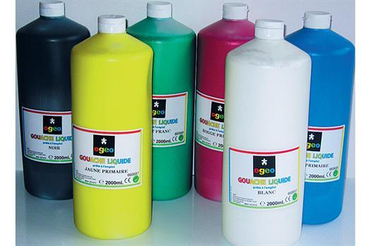 Gouache liquide Ogeo 2 litres