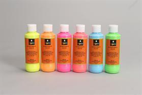 Peinture acrylique fluo Ogeo