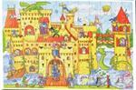 Puzzle 96 pièces le monde de max