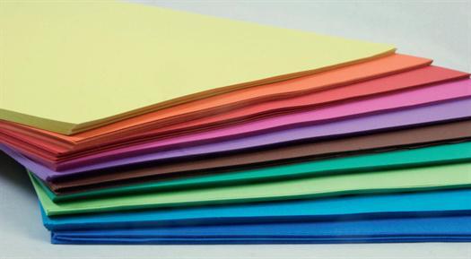 papier couleur grand format 270 g m papiers et cartons pour dessins et travaux manuels. Black Bedroom Furniture Sets. Home Design Ideas