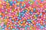 Perles cube couleur alphabet