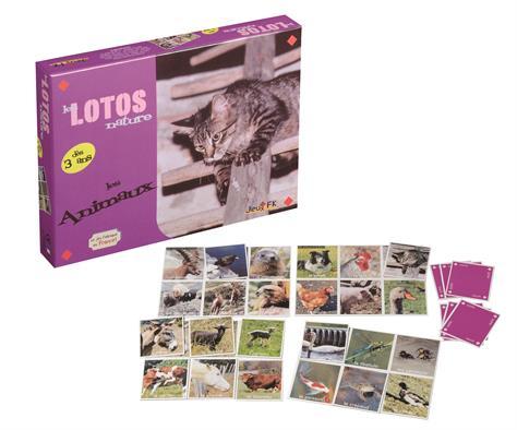 LOTO DES ANIMAUX