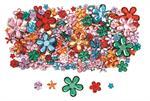 Fleurs cabochons
