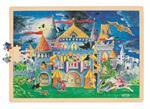 Puzzle 192 pièces conte de fées