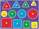 Puzzle séquence de formes
