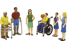 Les amis du monde : Le handicap